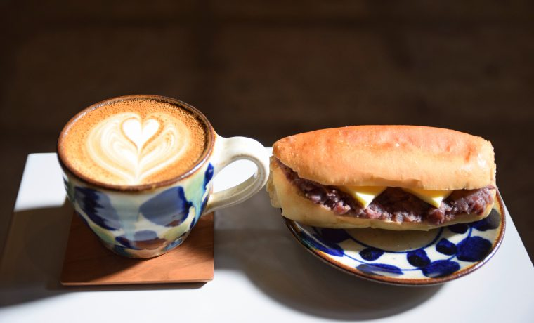二子玉川『Let It Be Coffee 』のあんバターサンド|東京カフェ
