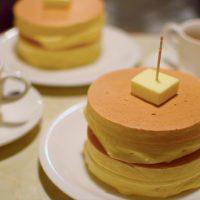 錦糸町『ニット』のホットケーキ|東京カフェ