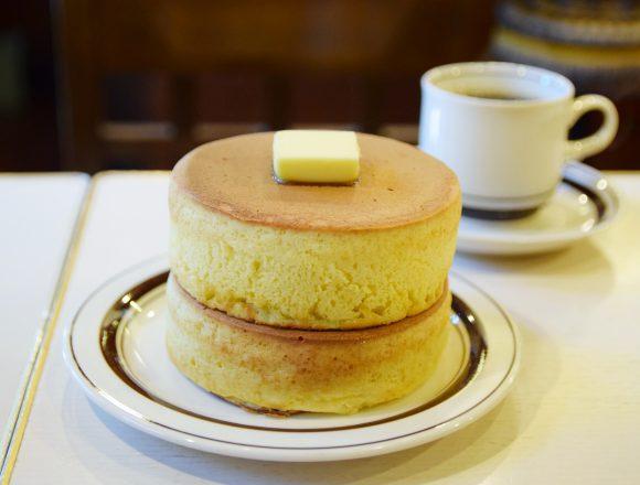 町田『ちゃっぷ』のホットケーキ | 東京カフェ