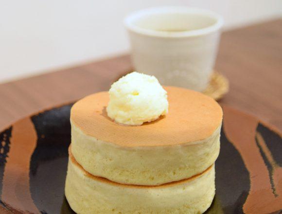 戸越銀座『ペドラブランカ』のホットケーキ|東京カフェ