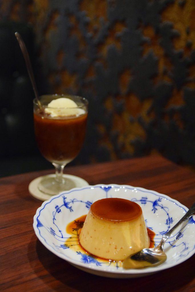 新大塚『エデン』のプリン|東京カフェ